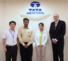 081015 Tata Steel Thailand - Paul Steel