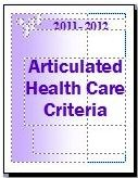 Baldrige Health Care Articulated Criteria 15P2