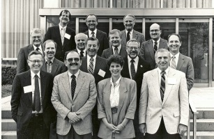 1988 First Baldrige Examiner Training Class