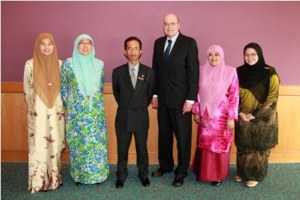 Brunei Prime Minister Office Consultant Training - Paul Steel
